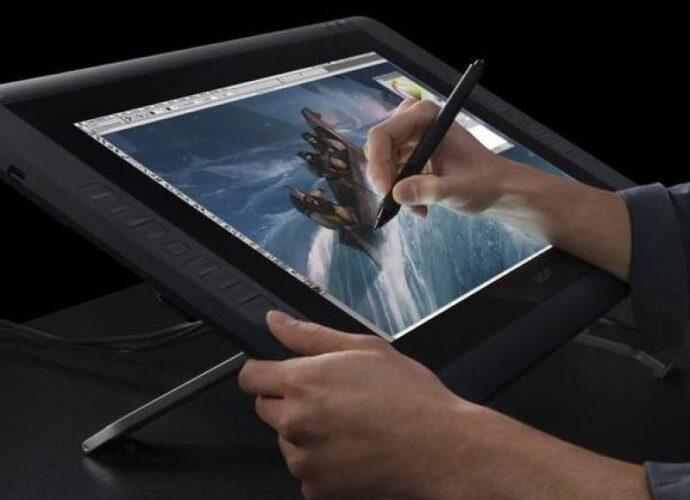Современные графические планшеты и их виды