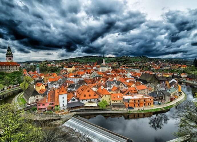 Ігор Сподін ділиться враженнями про чеське місто