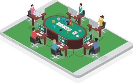 Онлайн школа покера для начинающих игроков