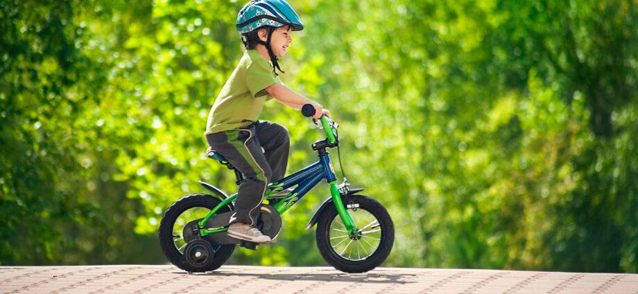Размер детских велосипедов