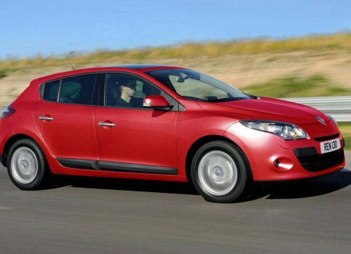 Технічний опис Renault Megane